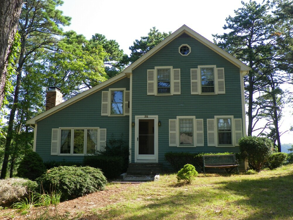 Front of House at 32 Whistler Lane, South Dennis, MA, for sale by Cranberry Real Estate 508-394-1700